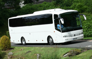 Contract Coach Hire Scotland